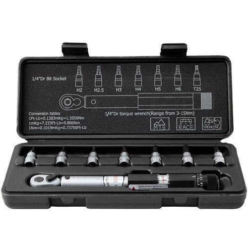 Comprar Llave dinamométrica y juego de puntas X-Tools Pro