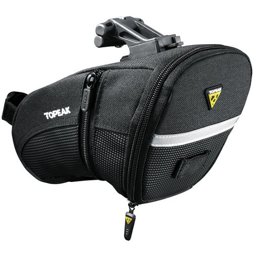 Topeak Aero Wedge Quickclip Saddle Bag Chain Reaction Cycles