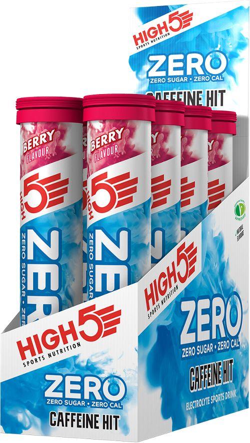 Comprar Pack de 8 bebidas con electrolitos High5 Zero X'treme