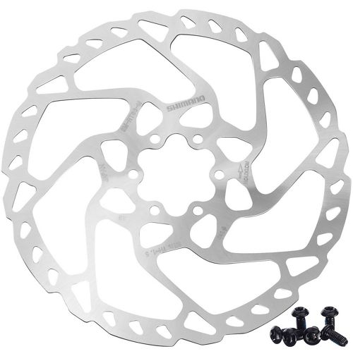 Shimano Slx Zee Deore Rt66 6 Bolt Disc Rotor Chain Reaction Cycles