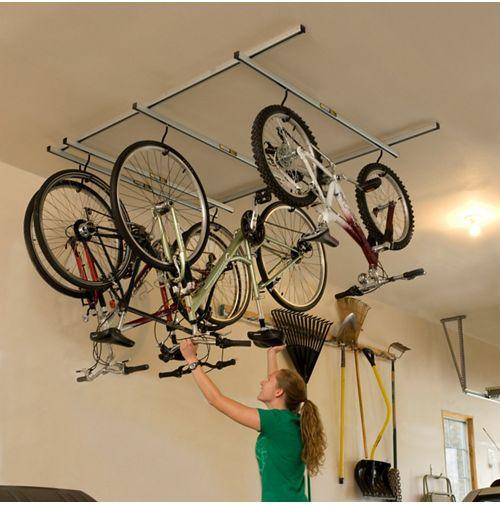 Porte vélo Saris Cycle Glide à accrocher au plafond