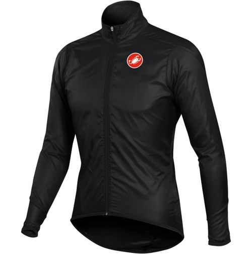 Castelli Squadra Long Rain Jacket SS17 | Chain Reaction Cycles