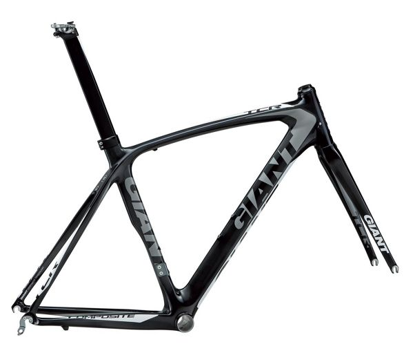 b05d01660be Giant TCR Composite Frameset 2012 | Chain Reaction Cycles