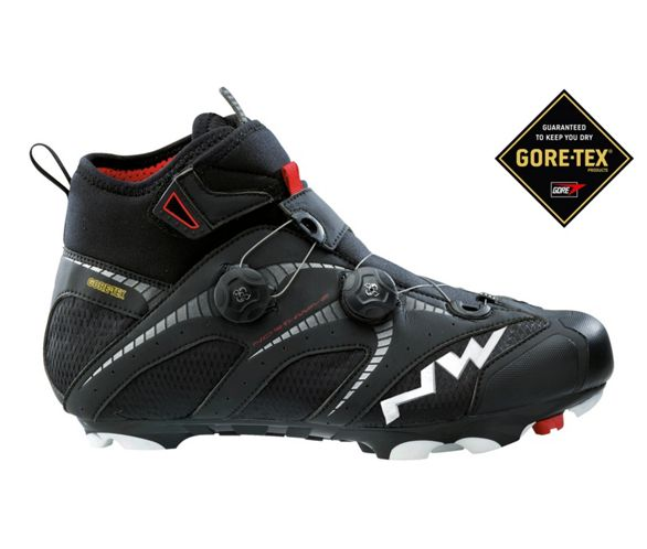 Chaussures VTT Northwave Extreme Winter GTX Boots   Chain Reaction ... 8158d184df0