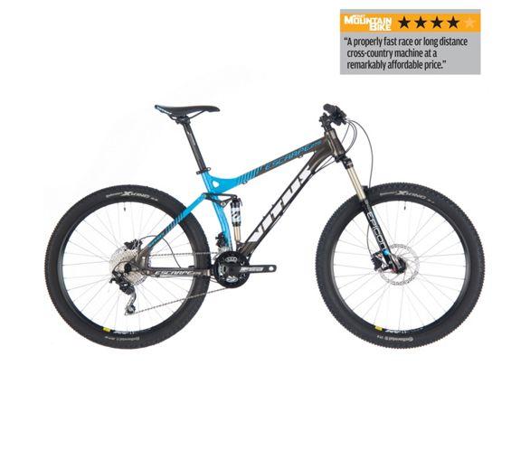 Vitus Bikes Escarpe 275 Suspension Bike 2014 | Chain