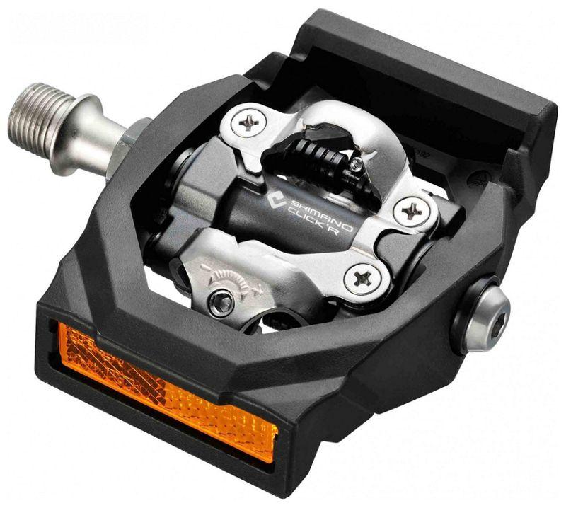 Shimano - PD-T700 CLICK'R クリップレス MTB ペダル