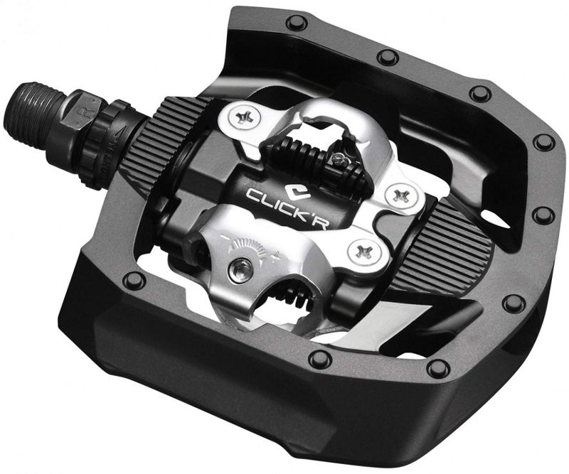 Shimano - MT50 CLICK'R クリップレス MTB ペダル