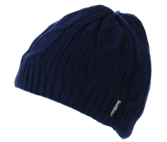 SealSkinz Waterproof Cable Knit Beanie Hat AW16  404475a6efc