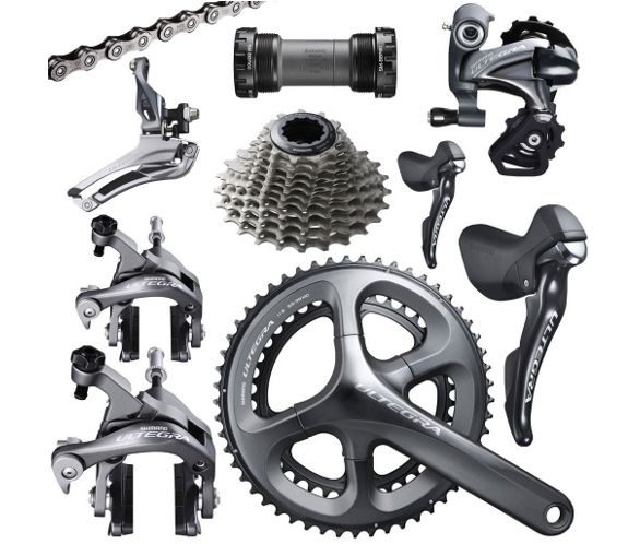 5e830fb8529 Shimano Ultegra 6800 11 Speed Groupset | Chain Reaction Cycles