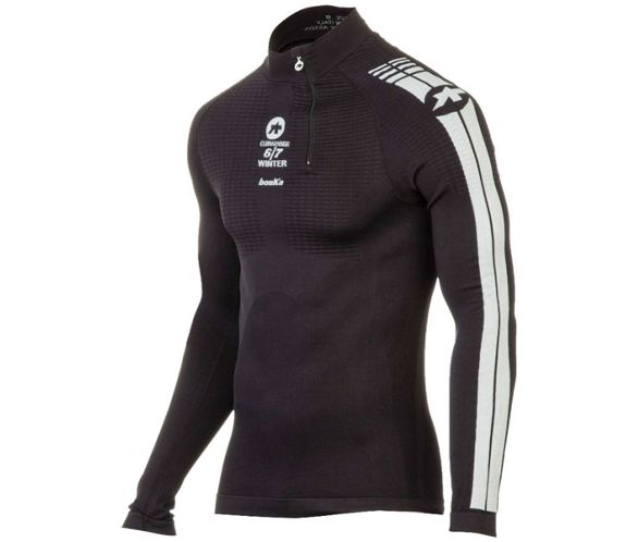 4eebe8afd Assos LS.skinFoil winter Long Sleeve Jersey