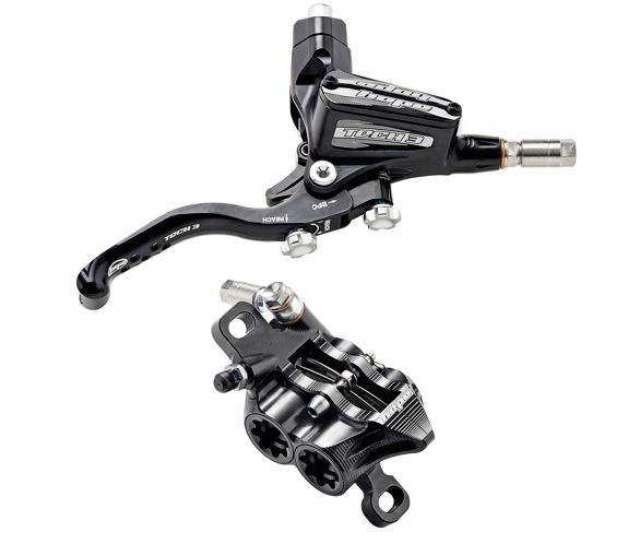 Hope Tech 3 E4 Stealth Right Rear with Black Hose Brake Brand New