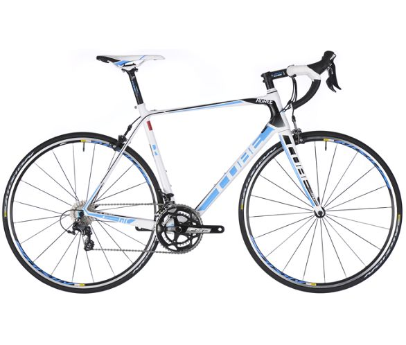 great quality delicate colors crazy price Cube Agree GTC Race Road Bike 2014   Chain Reaction Cycles
