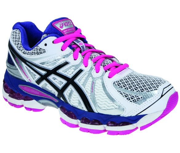 Asics Gel Nimbus 15 Womens Running Shoes SS14 | Chain