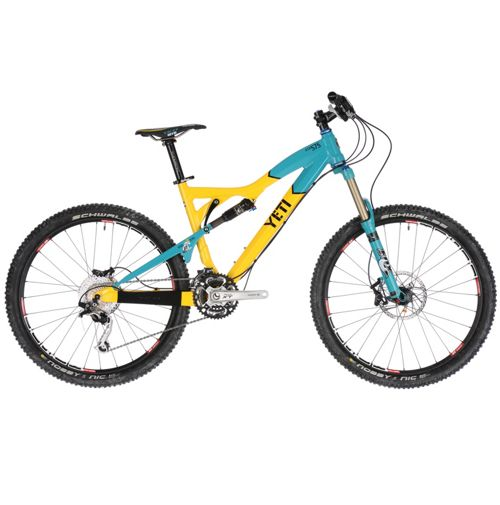 Yeti 575 Bike - Anniversary Edition 2011 | Chain Reaction Cycles