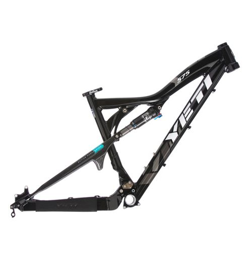 Yeti 575 Carbon Suspension Frame 2011 | Chain Reaction Cycles
