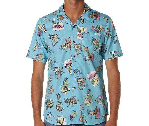 f8a350fa1d Vans Casual Friday Aloha Shirt SS14