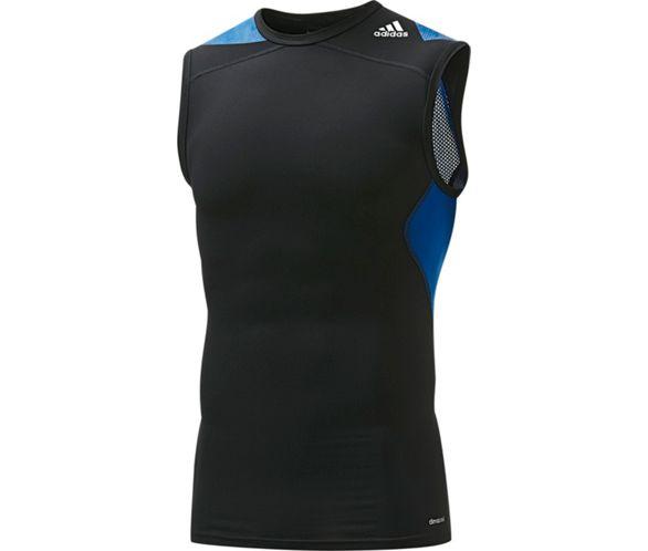 170d397a12378 Adidas Techfit Cool Sleeveless T-Shirt
