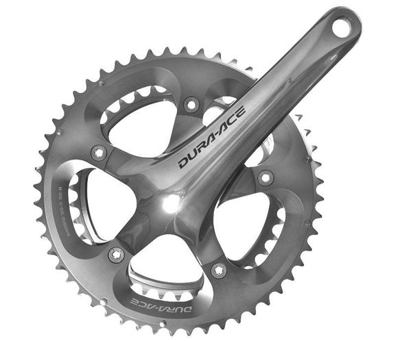 fdb67cf954c Shimano Dura-Ace 7800 Double 10sp Chainset   Chain Reaction Cycles