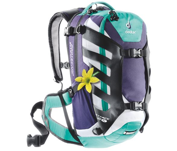 4d0dbf4ac2aed Deuter Attack 18L SL BackPack