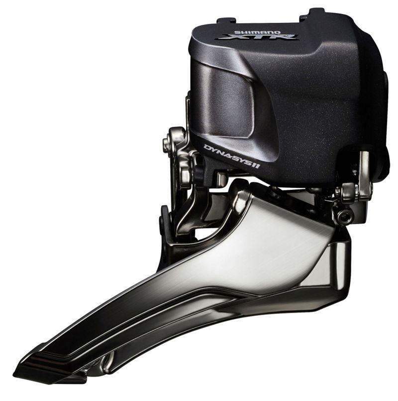 Shimano XTR Di2 9050 3x11 Front Mech