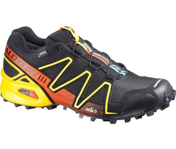 meilleures baskets b9902 09d23 Salomon Speedcross 3 GTX Running Shoes AW14
