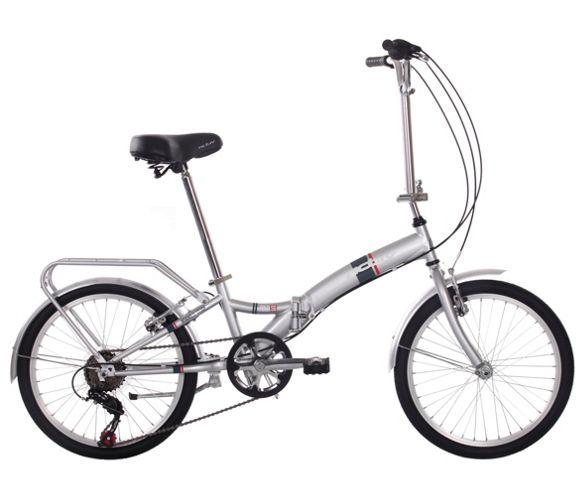Bicicletta Pieghevole 20 Raleigh.Bici Pieghevole In Accaio Activ Raleigh Chain Reaction Cycles