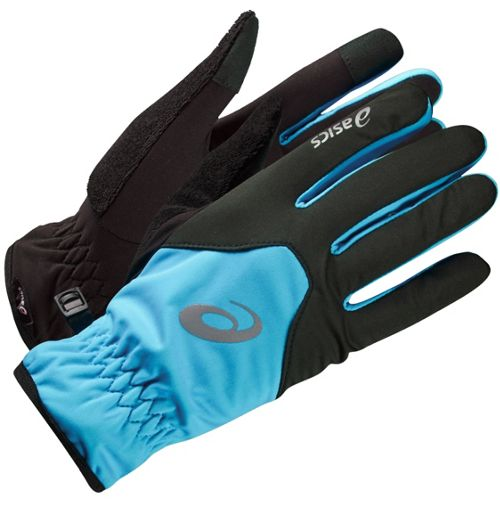 asics mens gloves