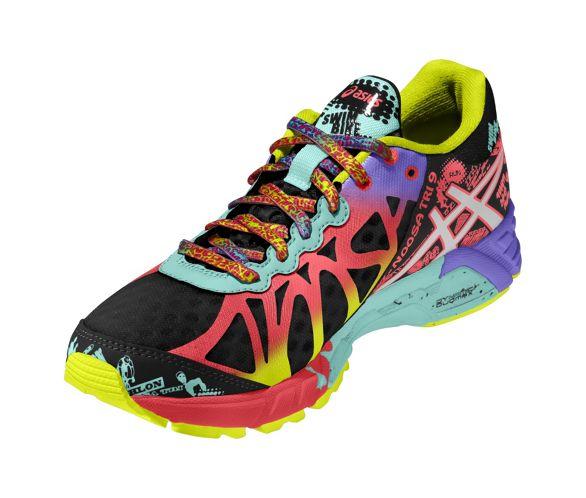 online retailer 9572e 33b5f Asics Womens Gel-Noosa Tri 9 Shoes AW14 | Chain Reaction Cycles