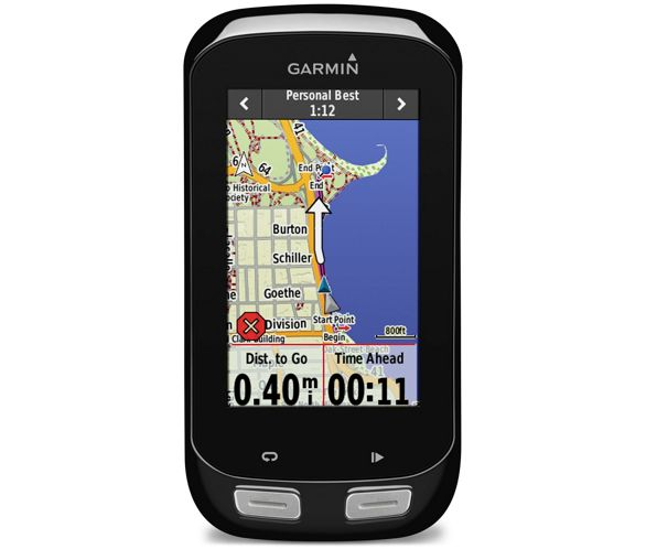 Garmin Edge 1000 GPS Cycle Computer | Chain Reaction Cycles