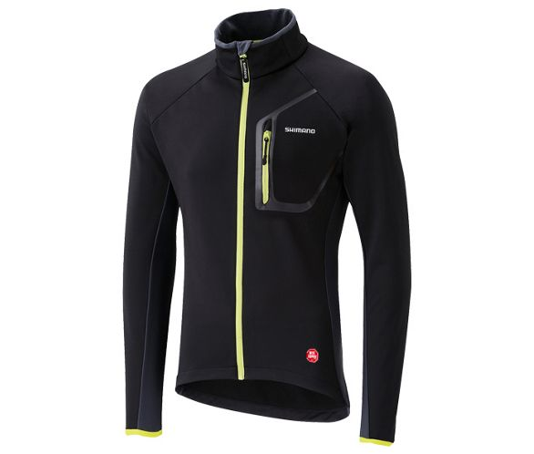 Giacca Invernale Windstopper Shimano | Chain Reaction Cycles