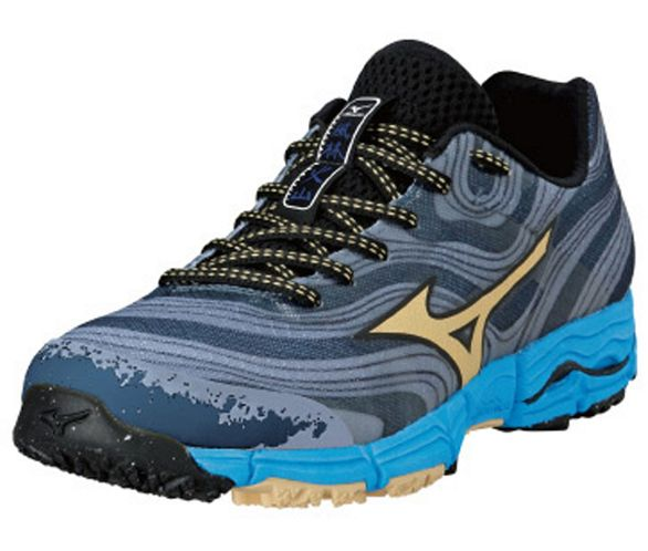 c94ea9c440f Chaussures Running Mizuno Wave Kazan Femme AW14