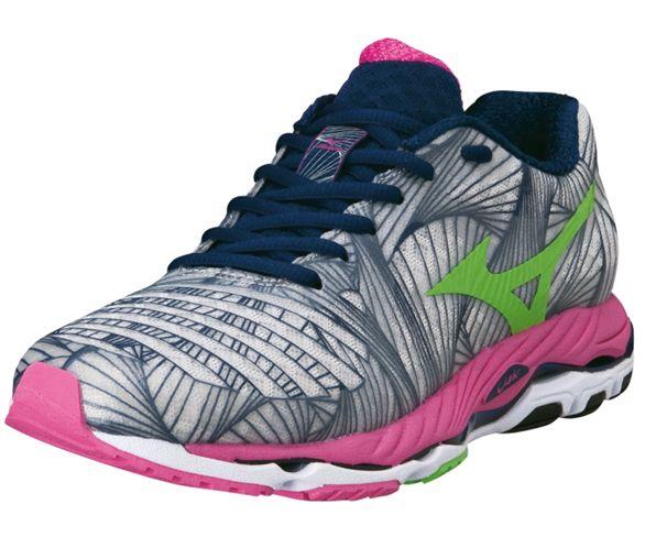 36bc74fbe05 Chaussures Running Mizuno Wave Paradox Femme AW14