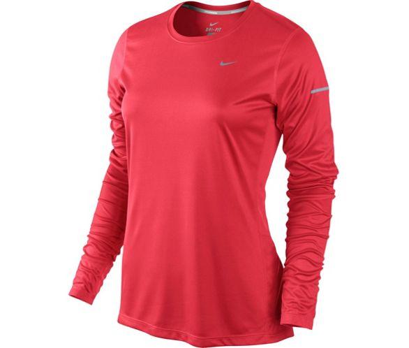 Tutor Modernizar Tratamiento Preferencial  Mujer Nike Dry Running Top Camisa de Manga Larga fundaciointermedia.org