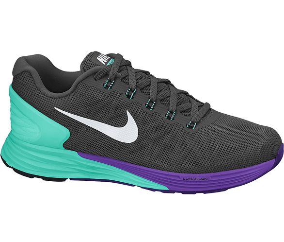pretty nice d6e38 bb440 Nike Lunarglide 6 Womens Running Shoes