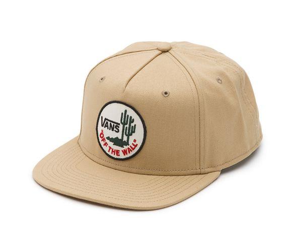 c99b556d6f0 Vans Desert Days Snapback. The Thurloe Snapback Hat ...