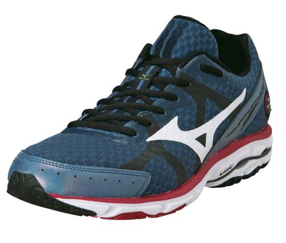 cheap for discount 66ada de15c Mizuno Wave Rider 17 Running Shoes