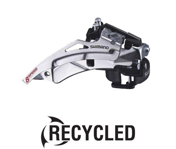 eca5dcd6cbe Shimano FD-M190 Front Mech - Cosmetic Damage | Chain Reaction Cycles