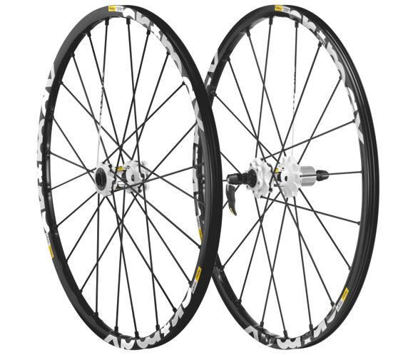 08969ce7294 Mavic Crossmax ST MTB Wheelset 2015 | Chain Reaction Cycles