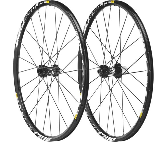 8ab47875f34 Mavic Crossride Disc MTB Wheelset 2015 | Chain Reaction Cycles