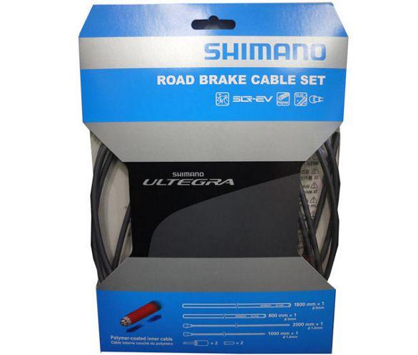 Shimano Ultegra Race Road Brake Cable Set 0 Black