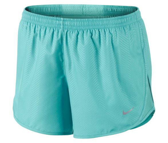 9ca4580f3f9 Nike Ladies Modern Embossed Tempo Shorts AW15 | Chain Reaction Cycles