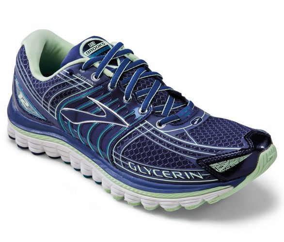 best sneakers 69a38 d72e1 Brooks Glycerin 12 Womens Running Shoes SS15