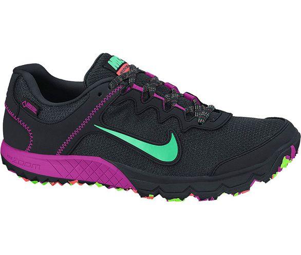 derrota Marinero pájaro  Nike Womens Zoom Wildhorse GTX Running Shoes SS15 | Chain Reaction ...