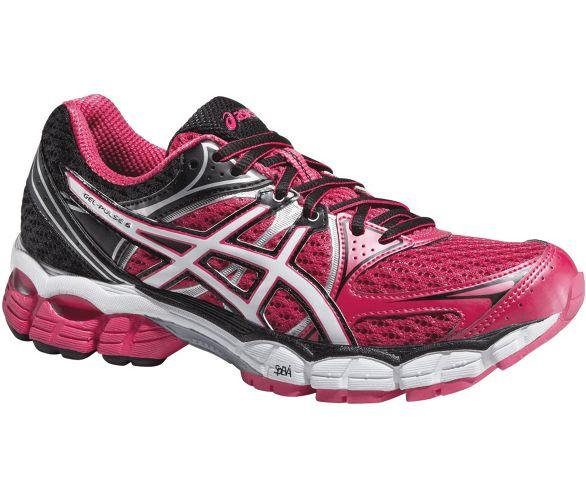 Asics Gel Pulse 6 Ladies Running Shoes