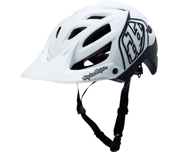 Troy Lee Designs A1 Helmet - Drone White 2015 | Chain
