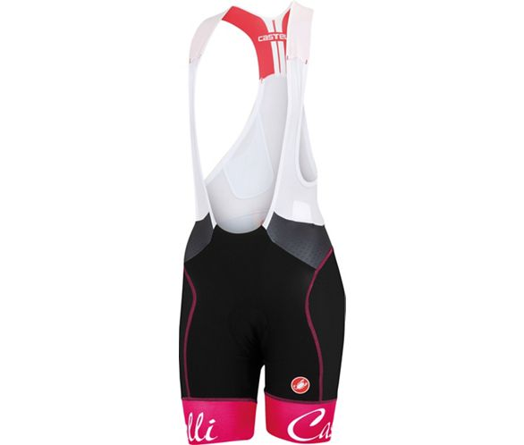 a99ce625c28a Salopette BibShort Donna Free Aero - Castelli SS17 | Chain Reaction ...