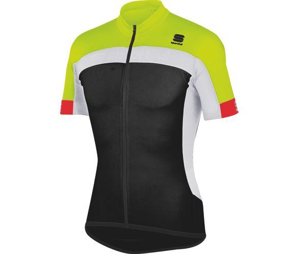 Sportful Pista Longzip Jersey SS17  94c6f01ff