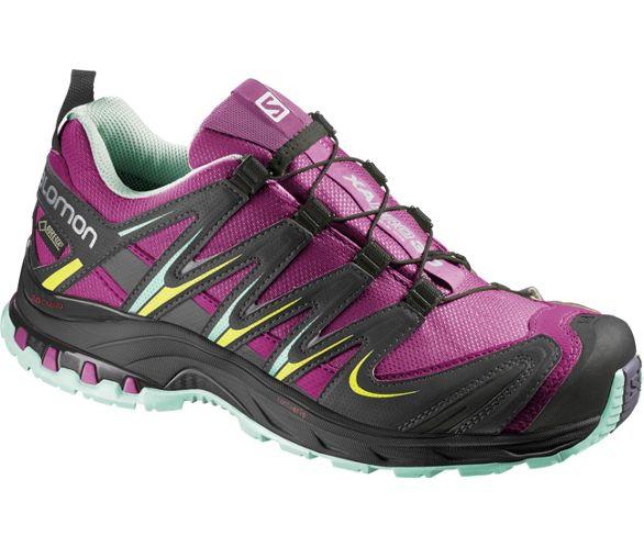 Salomon XA Pro 3D GTX W Zapatillas de Running para Mujer