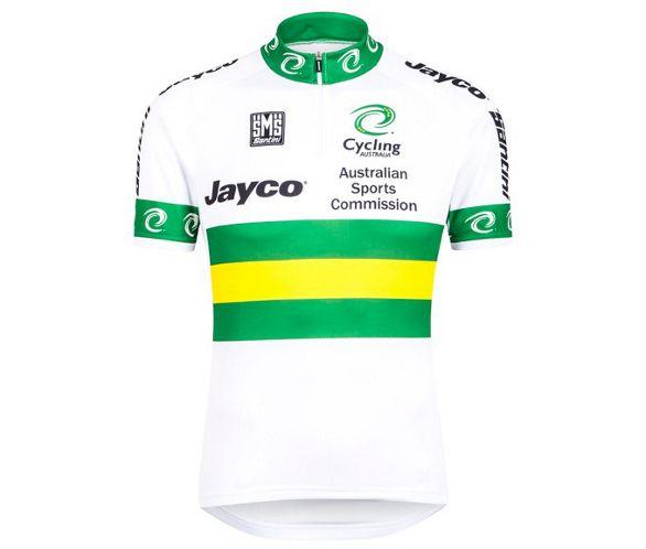 Santini Australian National Team 15 Jersey. Cycling ... 6b7c76bd6