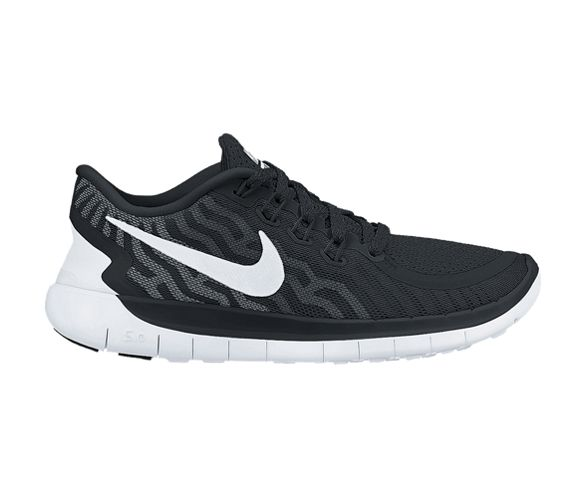 56ce48009e46 Nike Womens Free 5.0 Running Shoes. The Nike Free 5.0 Women s Running Shoe  combines a highly flexible ...